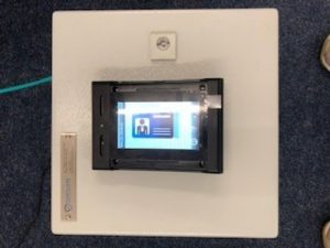 FirstClass Safety and Control's Touch Screen Access Terminal to Depot Safety and Control Systems