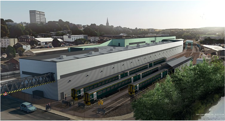 Read more about the article GWR Exeter Depot – working during COVID19 restrictions